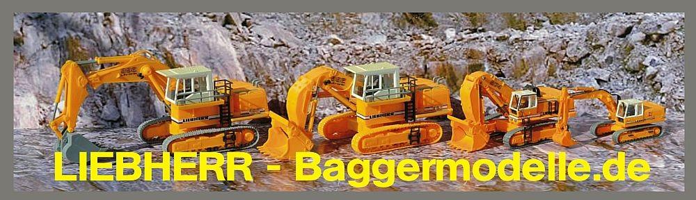 Ulli`s Bagger- und Modellbauseiten
